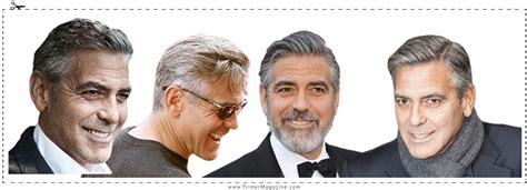 clooney contour mens haircut the haircut george clooney primer