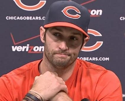 bears bench jay cutler report titans jay cutler have mutual interest in trade larry brown sports