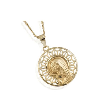 precio cadena de oro bebe medalla de virgen ni 241 a y cadena de oro