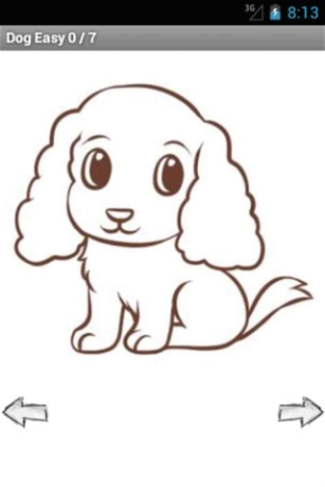 how to draw dogs and puppies how to draw dogs puppies for android by draw appszoom