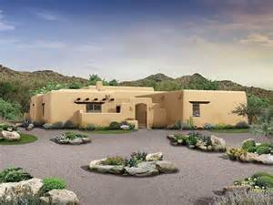 Adobe House adobe house plans with photos