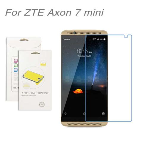 aliexpress zte axon 7 for zte axon 7 mini 3pcs lot high clear lcd screen