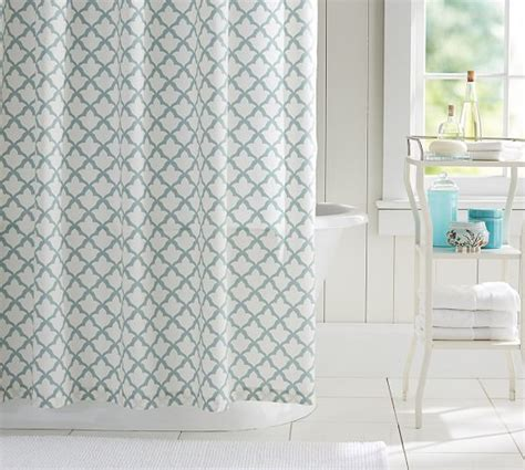 eco shower curtain pottery barn white sale save 20 bedding and bath must haves