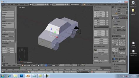 tutorial blender 3d tutorial blender 3d mobil sederhana bahasa indonesia wp