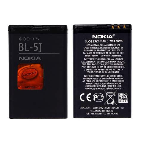 Nokia Lumia C3 bateria bl 5j nokia lumia 520 c3 00 n900 x1 01 original