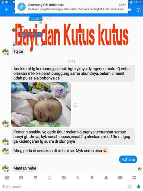 Minyak Kutus Kutus Untuk Bayi 3 Bulan minyak kutus kutus untuk bayi baru lahir yang aman dan nyaman