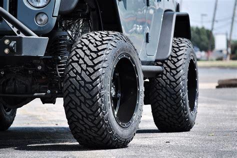 Jeep Mud Tires Fuel Tire 37 13 5r 26 110q Gripper M T All Season All