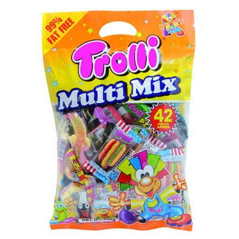 trolli multi mix  kmart
