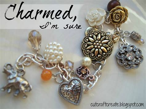 make your own photo jewelry cut craft create make your own charm bracelet using