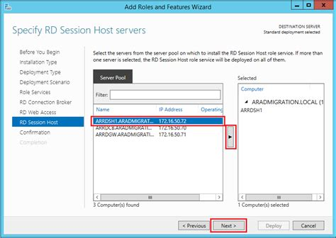 rdp standard remote desktop services standard deployment techcrumble