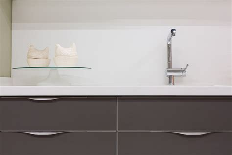 designer kitchen handles wave shaped handle for minimalist contemporary