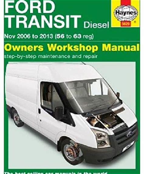 ford transit diesel 2000 2006 haynes service repair manual sagin workshop car manuals repair haynes manuals