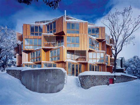 Huski Hotel in Falls Creek by Elenberg Fraser Architecture
