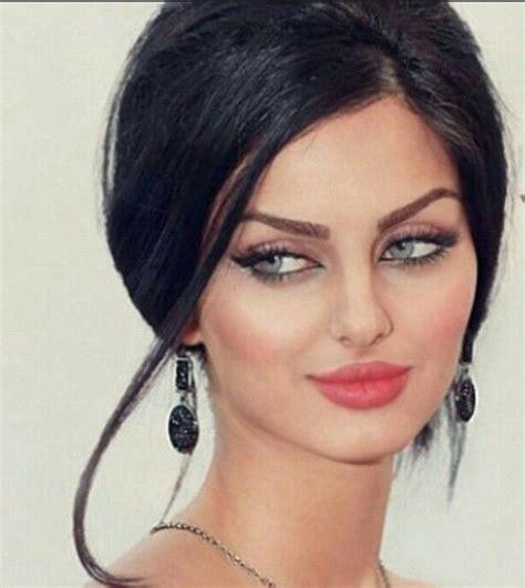 Iran Hair Model | iranian beauty mahlagha jaberi beautiful and sexy