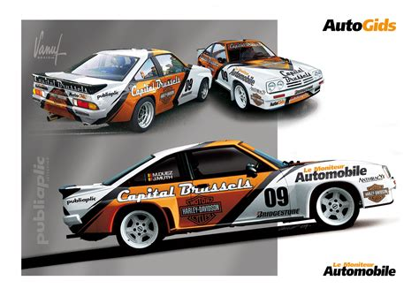Car Modification For Rally by Opel Manta Rallye Best Photos And Information Of