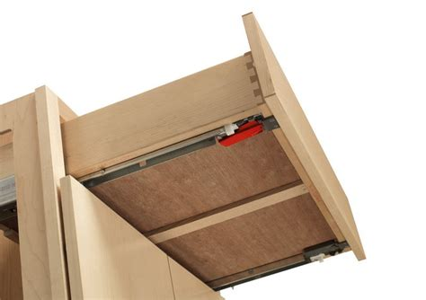 Cabinet Drawer Construction by Construction Details