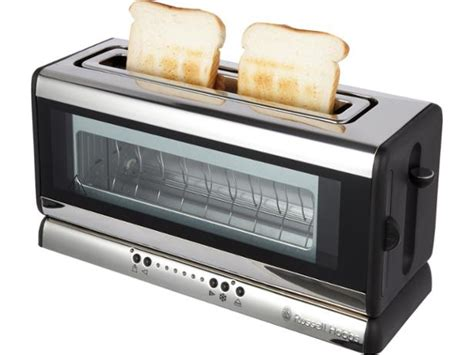 Top Of The Line Toaster Hobbs Glass Line 21310 Toaster Review Which