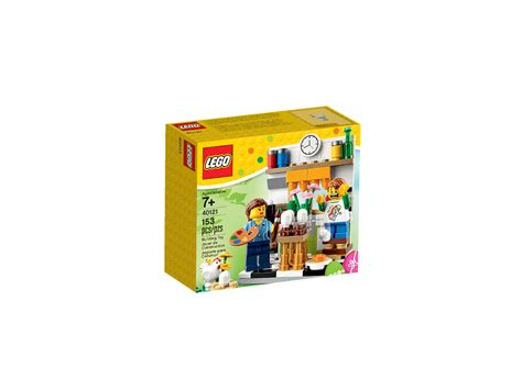 Sale Lego 40121 Painting Easter Eggs Sip067 bricker construction by lego 40121 painting easter eggs