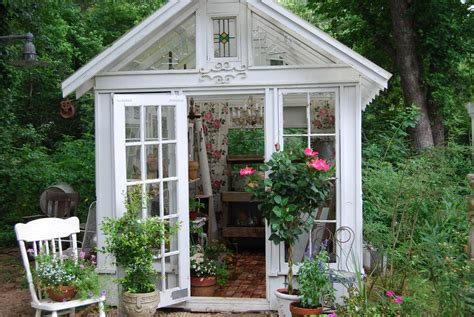 greenhouses for backyard our cottage nest ann perry s beautiful greenhouse