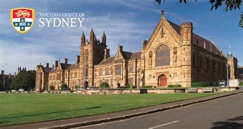Mba Courses In Of Sydney of sydney international postgraduate research