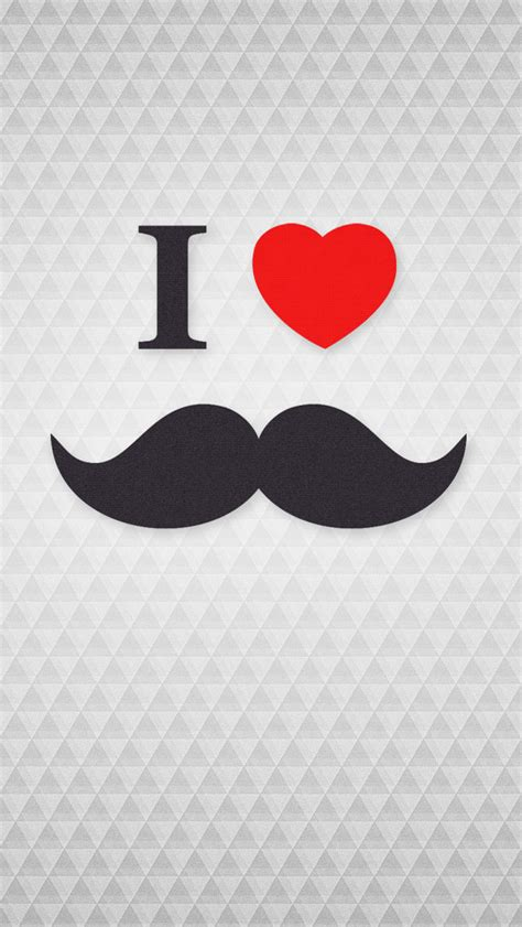 wallpaper for iphone 6 mustache 40 best cool iphone 5 wallpapers in hd quality