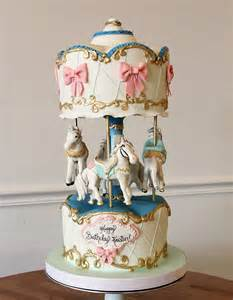 carousel cake blog oakleafcakes com