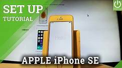 Set Up APPLE iPhone SE - iPhone Activation / Beginner's Guide