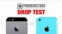 iPhone 5S vs. iPhone 5C drop test - Which iPhone will win?