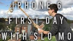 iPhone 6 Plus for One Day | Is it too Big? + It's amazing Features!