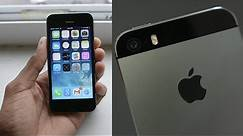 Apple iPhone 5s Review!