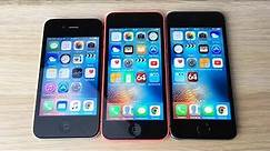 iPhone 4S vs iPhone 5C vs iPhone 5S - БЮДЖЕТНЫЕ АЙФОНЫ ЗА КОПЕЙКИ!