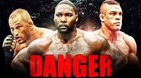 10 Most Dangerous Fighters In UFC History