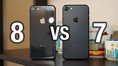 iPhone 8 vs iPhone 7 - Differences that matter?   Pocketnow