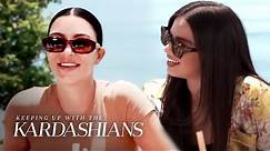 Kim Wonders Just How Close Are Kourtney Kardashian & Addison Rae? | KUWTK | E!