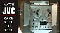 JVC TR-644 U 4 TRACK STEREO REEL TO REEL RECORDER