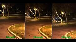 iPhone 5s vs iPhone 6 vs iPhone 6s: Low Light Video Camera Review