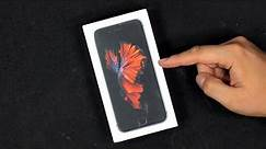 iPhone 6s 2019 - Unboxing