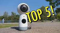 Samsung's New Gear 360 camera: Top 5 pros and cons for shooting 360! | Pocketnow