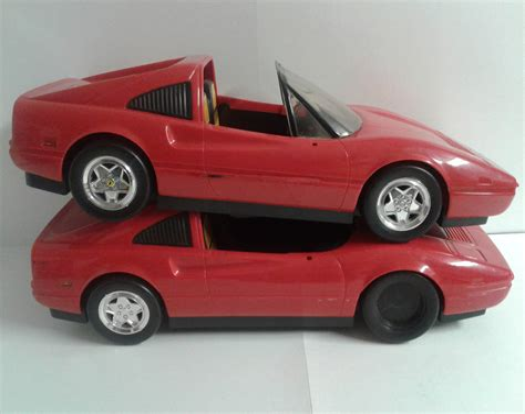 80s Barbie Vehicles