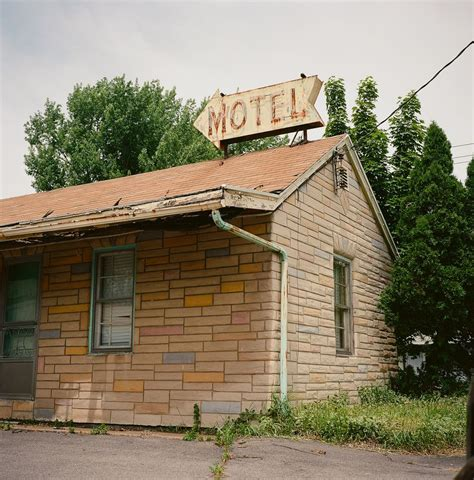Abandoned Hotels Motels