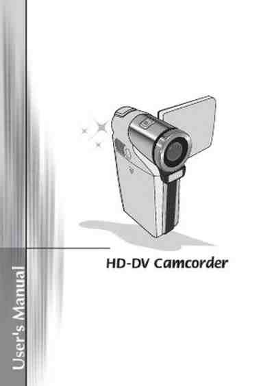 Aiptek Camcorder User Manual