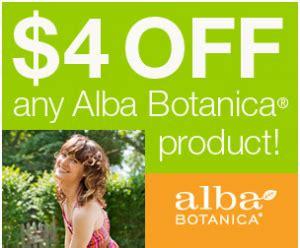 Alba Botanica Coupon
