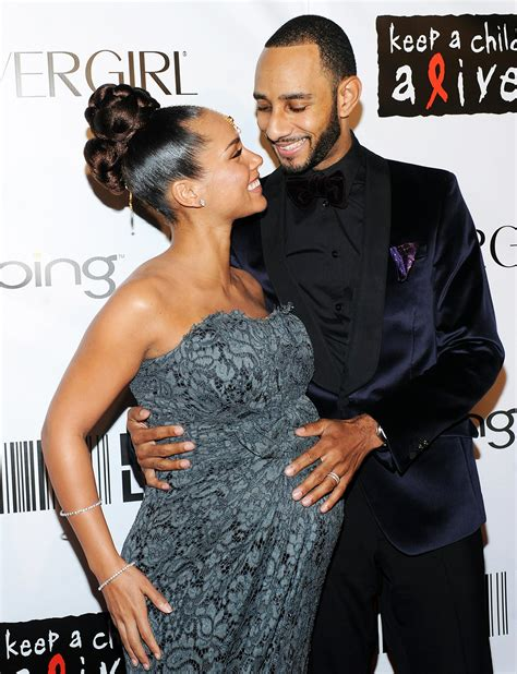 Alicia Keys and Her Girlfriend