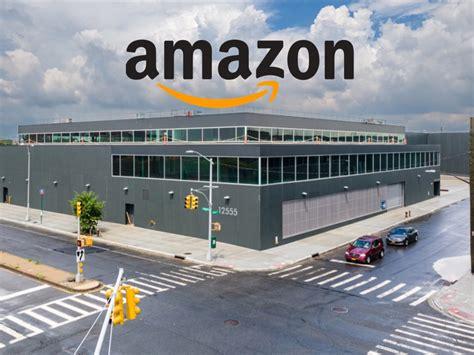 Amazon Location in New York