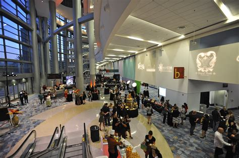 Anaheim Convention Center Interior