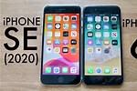 Apple iPhone SE 2020 vs 6s