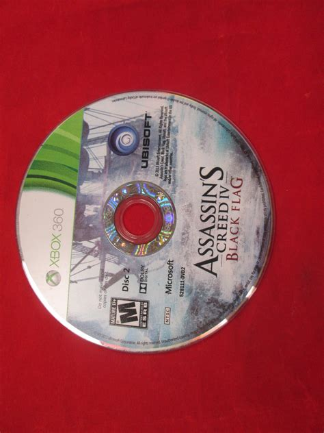 Assassin's Creed 4 Disk 2 Xbox 360