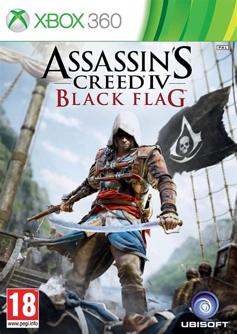 Assassin's Creed Black Flag Xbox 360
