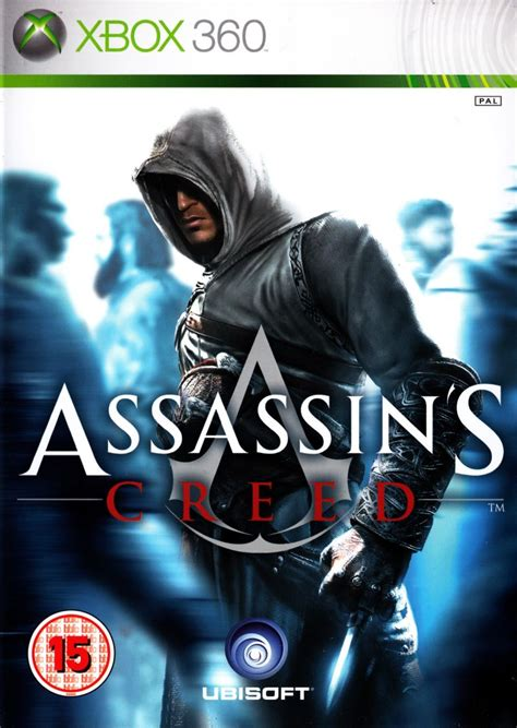 Assassin's Creed Cover Xbox 360