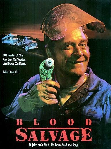 Auto Wreckers with Blood
